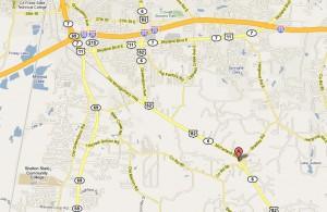 Local 372 Map